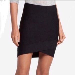 BCBGMAXAZRIA Silvie Power Skirt
